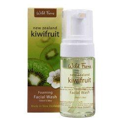 Kiwifruit Foaming Facial Wash
