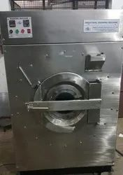 Semi-Automatic Textile Washing Machine, Front Loading, Model Name/Number: Vertical Washing Machine