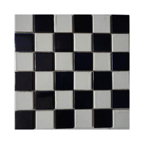 Chequered Floor Tile