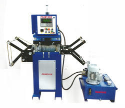 Flat Bed Die Punching Machine With Hot Foil Stamping