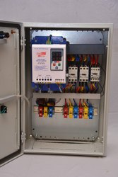 Three Phase Metal Star Delta Starter Control Panel, 415v