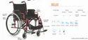 Delux Premium Aluminum Wheelchair