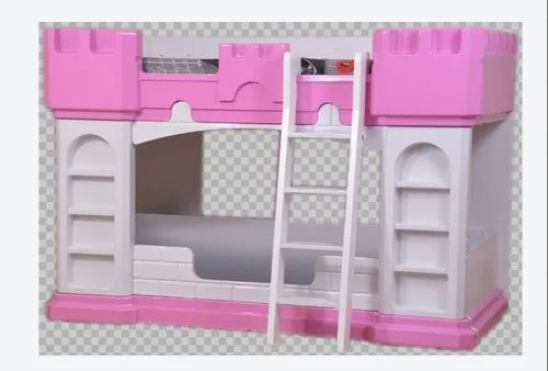Yipi Kids Castle Bunk Bed At Rs 58999 Piece Double Bunk Bed Id 21515802448