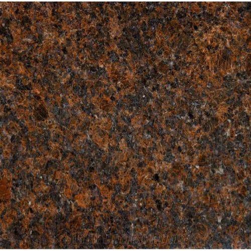 15 20 Mm Tan Brown Granite Slab Rs 100 Foot Shubh