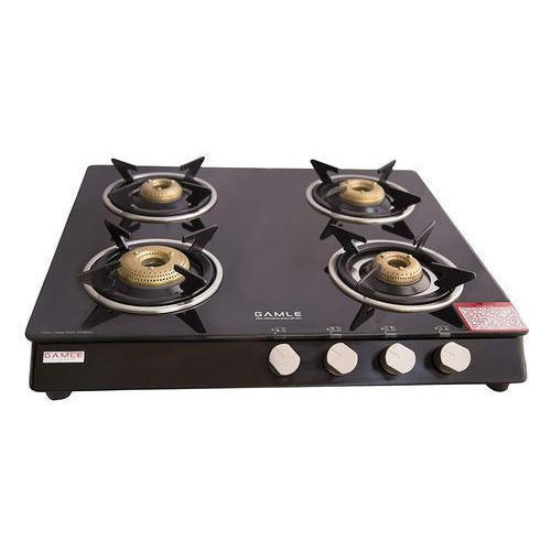 Gamle 4 Burner Gas Stove Size 600mm