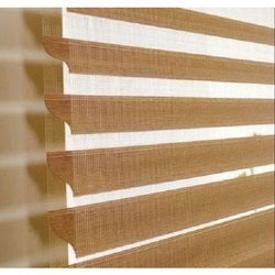 Window Triple Blinds