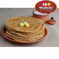 Frozen Spicy Paneer Paratha