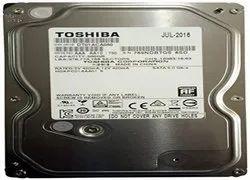 Toshiba 500GB Sata HDD internal Harddrive, Model Number: TOCC0016