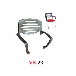 Black Veeton Chair VB-23 Inner Outer Covers, For Office Chair