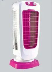 Sun Flower Pink Rotating Tower Fan
