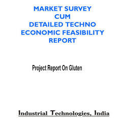 Project Report On Gluten