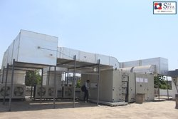 Air Handler Unit For Pharma