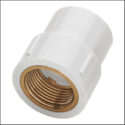 UPVC Brass Female Threaded Adapter