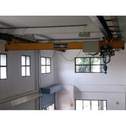 Single Girder Under Slung EOT Crane