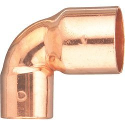 Copper 90 Degree Reducing Elbow