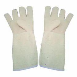 Plain Asbestos Hand Glove