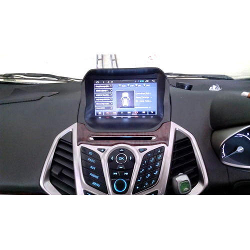 ford ecosport android touchscreen infotainment system car. Black Bedroom Furniture Sets. Home Design Ideas