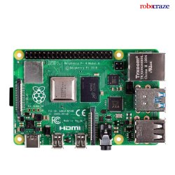 Raspberry Pi 4 2GB Computer Model B -  Robocraze