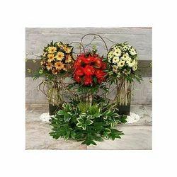 Lobby Flower Arrangements
