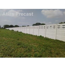 Cement Precast Compound Wall