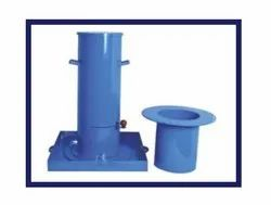 Sand Pouring Cylinder Size 100mm, 150mm, 200mm