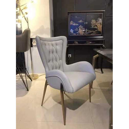 Solid Wood And Polyester Sofa Chair Weight 5 10 Kg