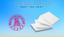 Thermal Insulation Cool Roof Tiles