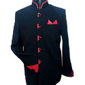 Black Hotel Chef Coat
