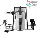 Turbuster Kfhg-405 Four Station Multi-home Gym