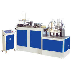 Cup Making Machine For Paper