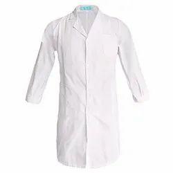 Pure Cotton Nurse Wear Doctor Apron, For Hospital