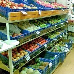 Super Market Vegetable Rack