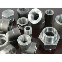 Duplex and Super Duplex SMO254 Forged Fittings