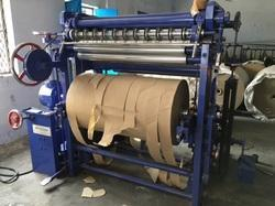 Paper REEL Single Shaft Slitter Machine