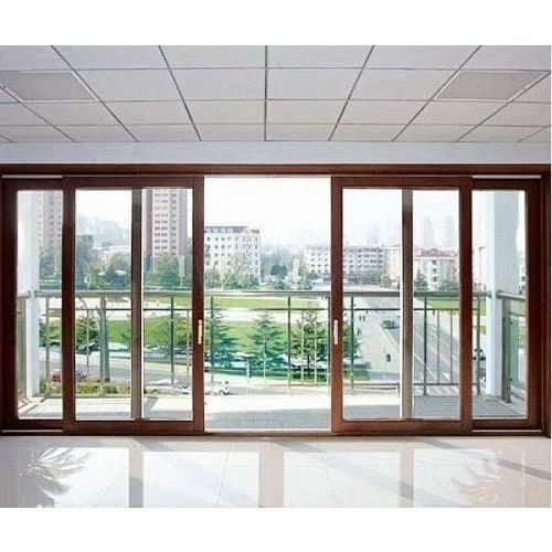 Sliding Glass Door At Rs 380 Square Feet Sliding Door Nts