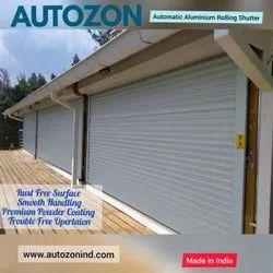 Automatic Aluminium Motorized Rolling Shutter