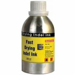 Gold Class 500 ml Fast Drying Indel Ink