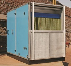 Steel Industrial Cooling System