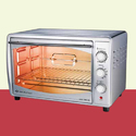 Bajaj Majesty 4500 Tmcss Oven Toaster And Griller, Capacity: 45 Ltr