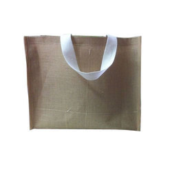 Plain Handcrafted Jute Bag