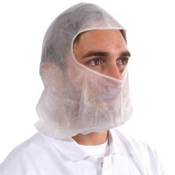 Disposable Non Woven Hood