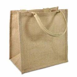Plain Jute Tote Bag