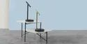 Godrej Wooden Side Table - Plano Side Table, For Home
