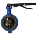 Honeywell Manual BS Butterfly Valve