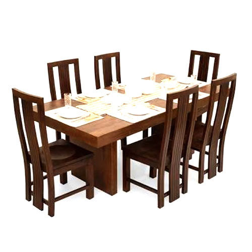 Super Modern Rectangular Wooden Dining Table Set Download Free Architecture Designs Remcamadebymaigaardcom
