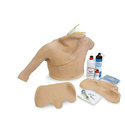 Heart Catheterization Simulator For Total Parenteral Nutrition And Central Venous Catheterization