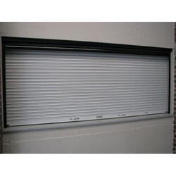 Stainless Steel Industrial Rolling Shutter