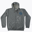Corporate Hooded Zipper Sweatshirt