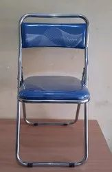 Blue Folding Chair, For Hotel
