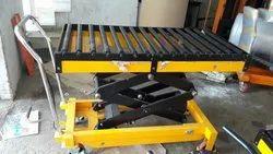 Die Loader/Roller Lift Table